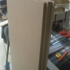 "1/4"", 1/2"" and 3/4"" 2'x4' MDF"